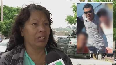 El dolor de las familias mexicanas que buscan a sus desaparecidos entre los hallazgos de una fosa en Jalisco