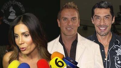 Paty Manterola no se une ni a Xavier Ortiz ni a Charly López para un reencuentro de integrantes de Garibaldi