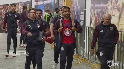 ¡Alístese! La llegada de América y Chivas al Estadio Azteca para el primer round