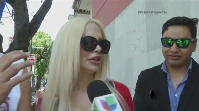 Sabrina insultó a sus fans mexicanos