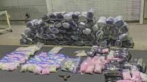 Agentes del FBI y la policía de Los Ángeles incautan 112 millones de dólares en metanfetaminas en Paramount