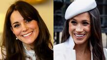 Lo que esconden los perfiles 'perfectos' de Kate y Meghan en la web de la familia real