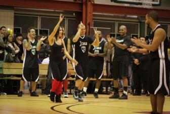 Celebrity Basketball Game de La X 96.3