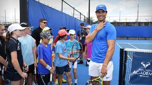 Rafael Nadal inaugura este miércoles su academia en Kuwait