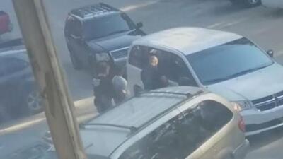 En video quedó el drama en la vivienda de una familia de Atlanta en medio de un operativo de ICE