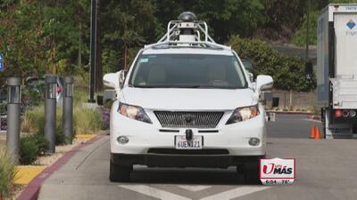 Google lleva sus vehículos autónomos a Detroit