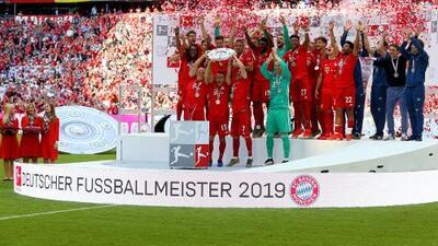La hegemonía del 'FussballMeister': la Bundesliga 29 hace al Bayern el 'súper campeón'