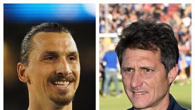 """""""San Jose Earthquakes no fue mejor que nosotros"""", aseguran Zlatan Ibrahimovic y Guillermo"""