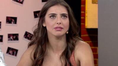 Michelle Renaud revela cuál fue el momento en que supo que debía divorciarse de Josué Alvarado