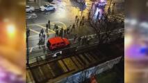 Detienen al sospechoso de balear a un policía durante un tiroteo en El Bronx
