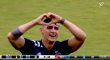 Alan Pulido fusila al portero desde el punto penal y Sporting KC marca el segundo