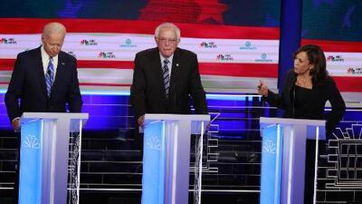 El tema racial, el principal motivo de enfrentamiento entre Kamala Harris y Joe Biden