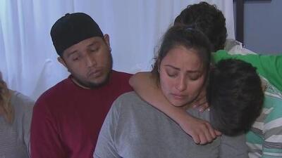 Embarazada que se refugia en una iglesia de Chicago Lawn para evitar ser deportada tuvo que ir al hospital