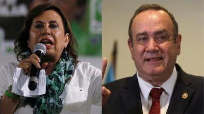 Elecciones en Guatemala podrían ir a una segunda vuelta