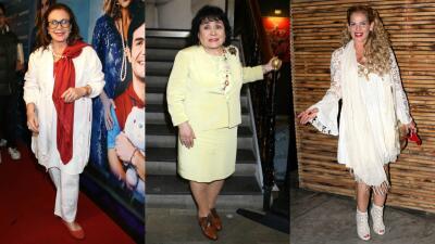 Laura Zapata, Carmen Salinas y otras famosas que opinan de todo y luego se meten en problemas