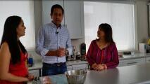 De cocina en cocina: Armando Valdés es más que un ayudante en la cocina