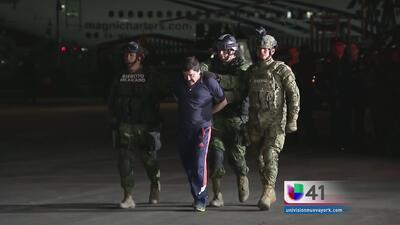 """Abogado federal asegura que """"El Chapo"""" será extraditado a New York"""