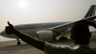 Avión con 112 personas a bordo se estrelló en El Congo