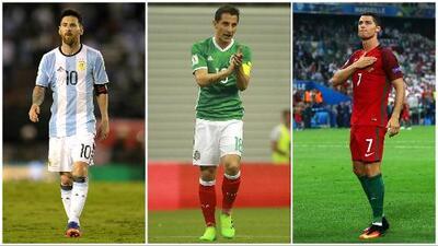 """Guardado prefiere a Messi sobre Cristiano: """"Me identifico con su estilo más natural"""""""