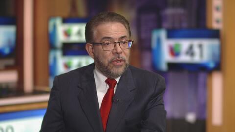 """""""La sociedad está cansada de ser gobernada por ladrones"""": Guillermo Moreno, candidato presidencial dominicano"""