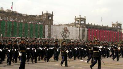 Disfruta del Desfile Militar EN VIVO desde la Ciudad de México