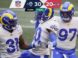Los Rams repiten la dosis a Seattle y los eliminan en su casa