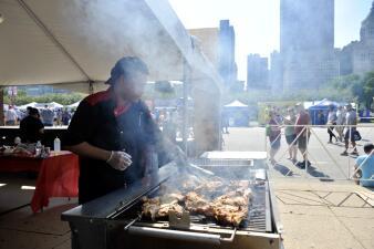 Marca tu calendario que pronto arranca el festival, Taste of Chicago