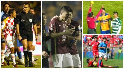 Para recordar: Los errores arbitrales más 'picosos' en final de Liga MX