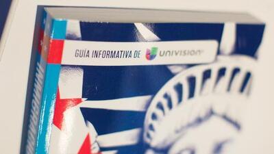 Univision lanza 'Inmigración, las nuevas reglas', una guía para permanecer legalmente en EEUU