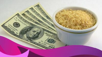 Cómo atraer dinero y prosperidad con arroz