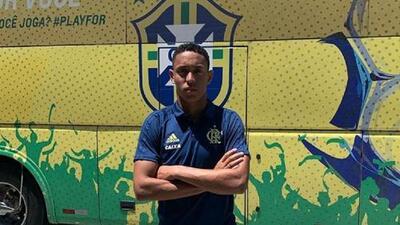 Identifican a portero Sub-15 de Brasil como primera víctima del incendio del Flamengo
