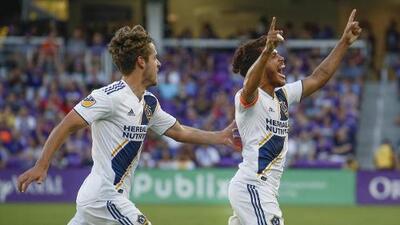 El 'Mexican' Galaxy: Antuna, Jona dos Santos y Álvarez serán titulares