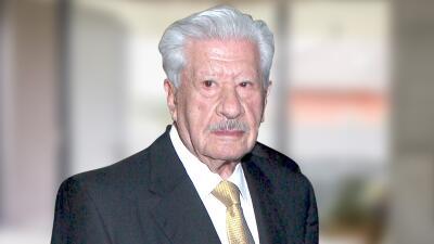 A sus 94 años, Ignacio López Tarso recuerda los celos de su esposa al verlo en escenas de pasión