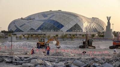 FIFA y Catar ajustan las tuercas del Mundial 2022, crean empresa de planificación
