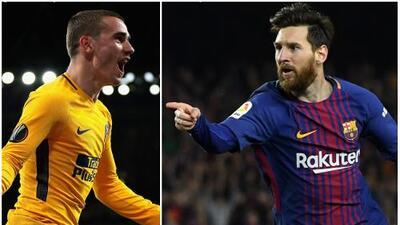 Y es de Francia: L'Équipe eligió a Messi por encima de Neymar y Griezmann en su once ideal