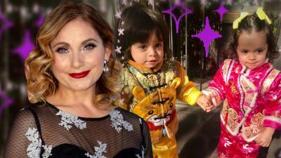 Elizabeth Álvarez confiesa que sí se le antoja tener más bebés