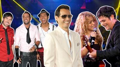 Canta y recuerda a las 18 ganadoras de Mejor Canción del Año de Latin GRAMMY