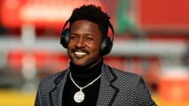 Antonio Brown libra disputa legal por acoso sexual