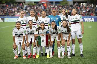 ¡Orgullosos del Tri Femenil Sub-17! Así reacciona el fútbol mexicano al subcampeonato