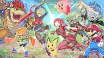 Nintendo renueva stock 2021 con Super #SmashBrosUltimate y juegos del #NintendoSwitch