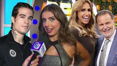 Michelle Renaud le reclama a El Gordo y La Flaca por siempre defender a Danilo Carrera y sentirse 'atacada'