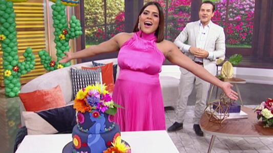 'Happy Birthday' Francisca: así sorprendimos a la festejada