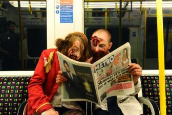 Invasión zombi por todo el mundo