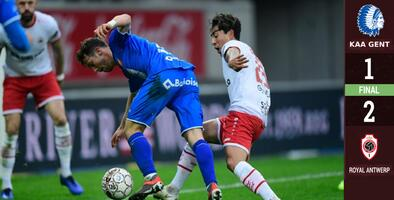 Omar Govea y su Royal Antwerp ganan y anhelan pelear por la Jupiler Pro League