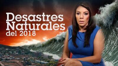 El 2018 nos va a traer tsunamis, terremotos y volcanes, así lo pronostica la clarividente Deseret Tavares
