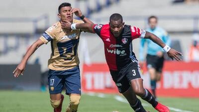 Cómo ver Atlas vs Pumas en vivo, por la Liga MX