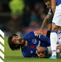 Everton dio novedades sobre Gomes y ataques racistas a Son