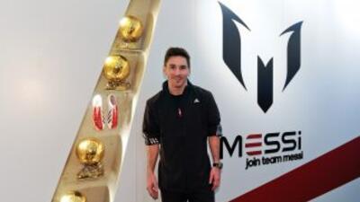 Lionel Messi: ''Todos tenemos que dar un poquito más''
