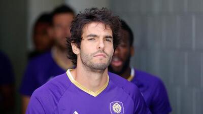 Kaká esta listo para retornar a la acción con Orlando City tras perderse cinco partidos