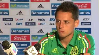 "La Mesa con Javier ""Chicharito"" Hernández"